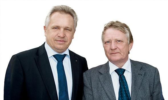 Andreas Meinhold & Horst-Erich Rapraeger